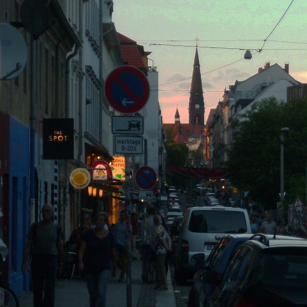 Bunt & kreativ: Äußere Neustadt
