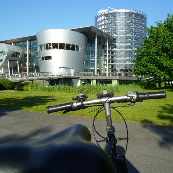 Grand bike tour