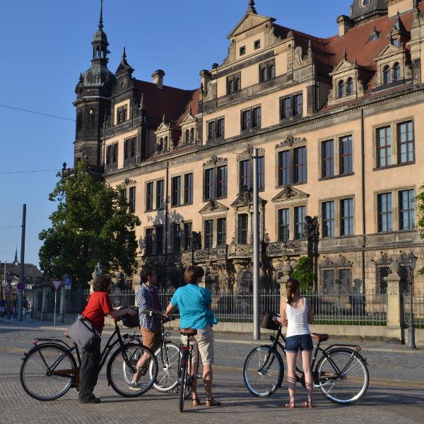 Small bike tour